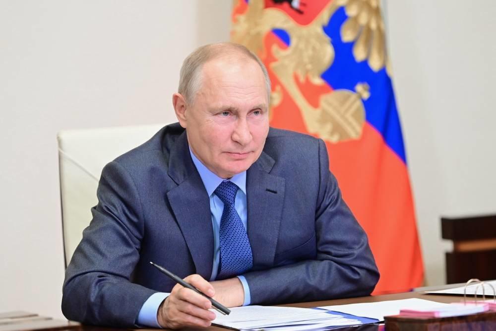 Владимир Путин подписал указ о единовременной выплате пенсионерам